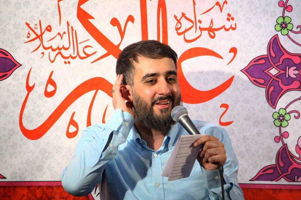 پسر ارباب علی اکبر - شور