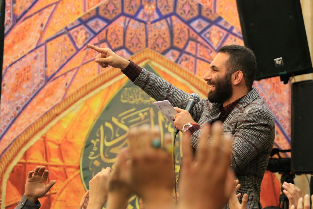 علی قرآن، علی میزان - سرود