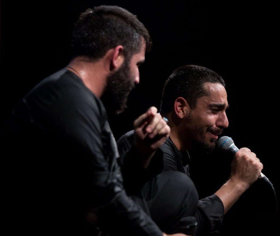 قبلهام روی حسین است - شور
