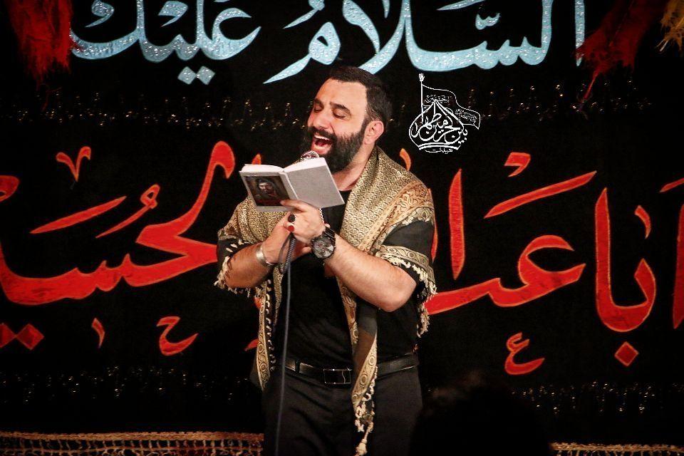 صیدم تویی صیاد خونم با تو آباد - واحد