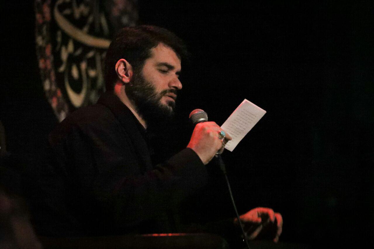 قرآن صدایت میزند برگرد احمد - روضه