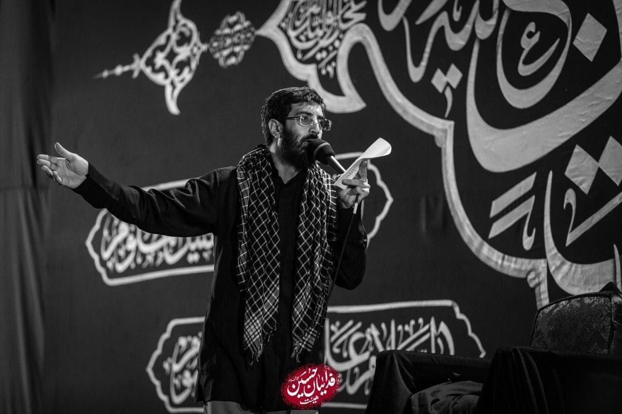 تو رفتی کنار امام حسین - زمینه