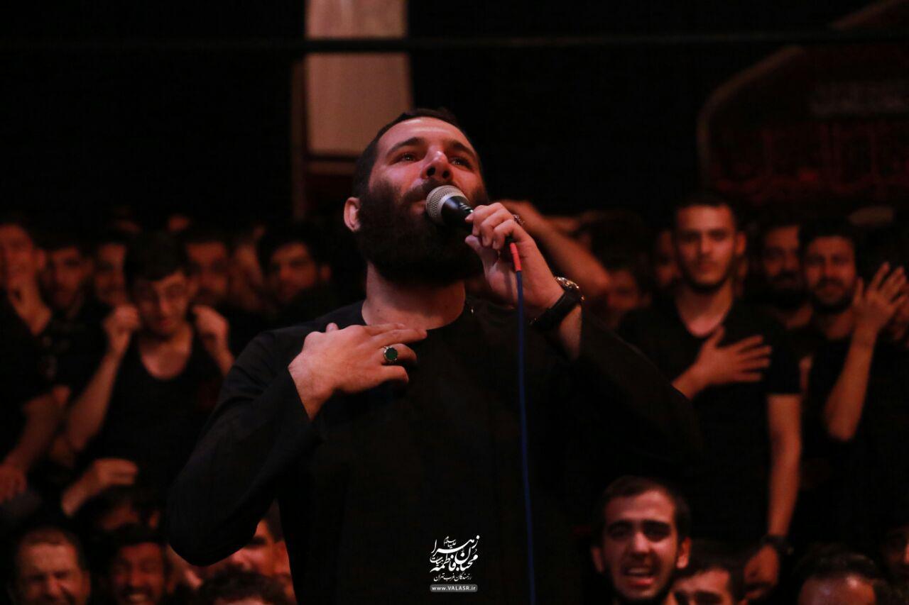 سلام الله علیک یا معز المومنین - شور