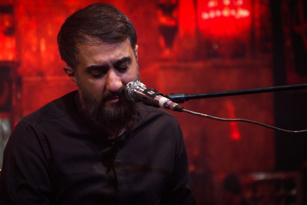 حسین جان به یاد لبت یک شبم خواب راحت نداشتم - زمینه
