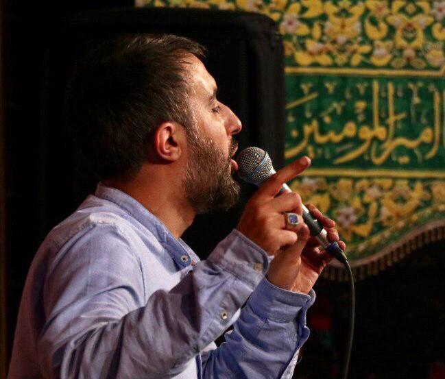 احمد به خدا غیر علی یار نمی خواد - سرود