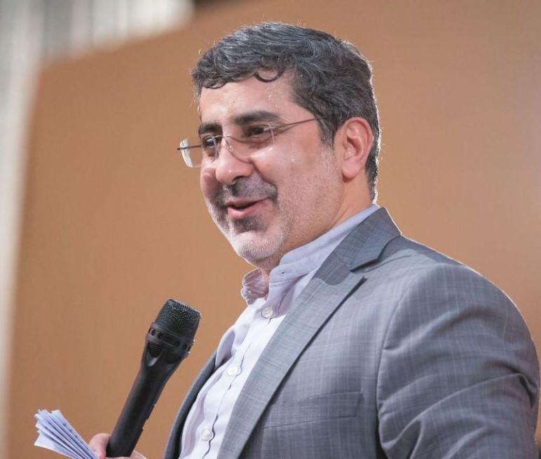 منم غلام علی - سرود