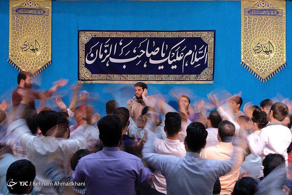 من حزب اللهی - سرود