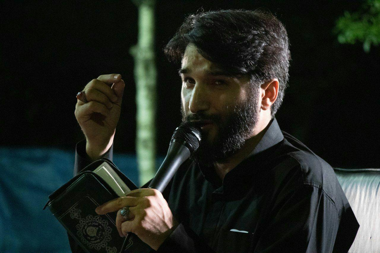 سلام آقای دلم یا اباعبدالله - شور