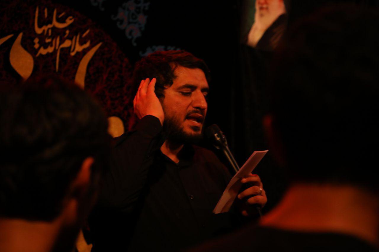 سیدنا المظلوم،سیدنا العطشان - شور