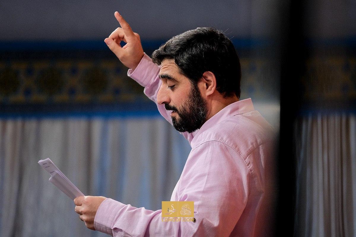 روح مناجاتی عمه ساداتی - سرود