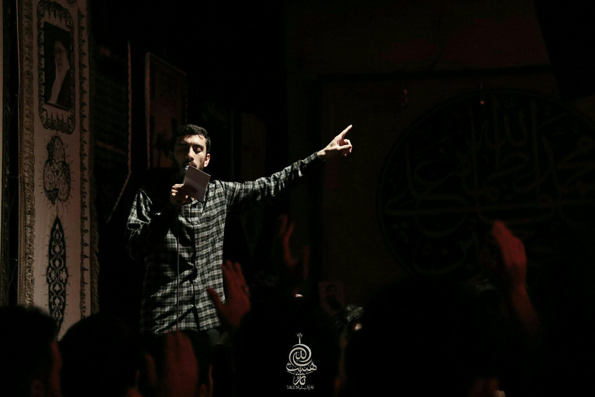 سید الشهدا - روضه