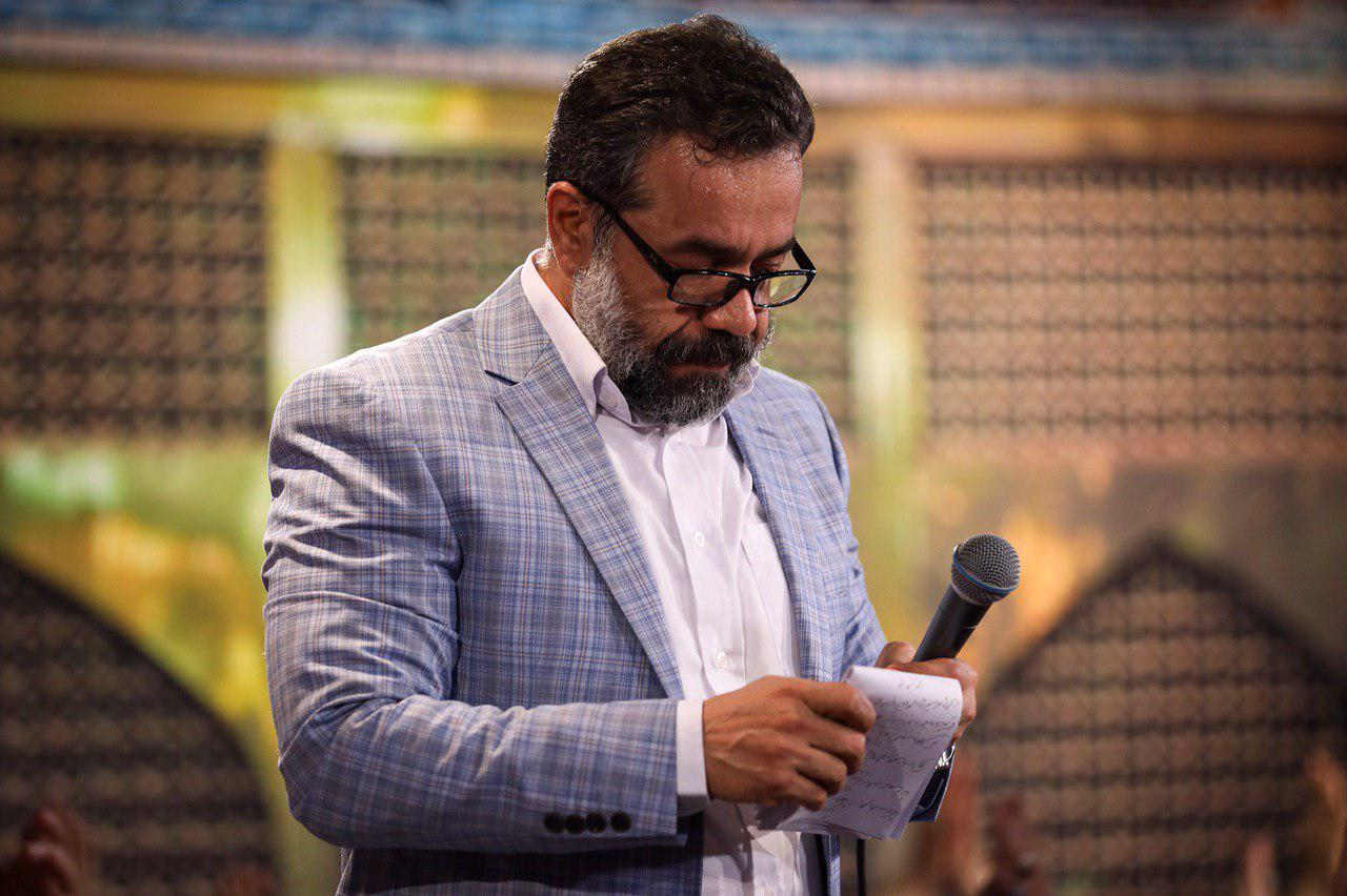 ایران تحت فرامین علی است - سرود